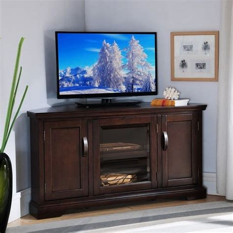 cherry corner media cabinet 61 best living room images on stairs