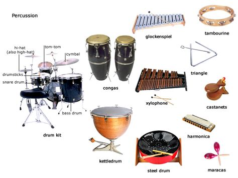 musical terms glossary percussion normans news