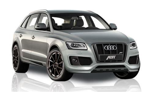 Audi Q5 Zubehör Preisliste by Abt Aerodynamik F 252 R Ihren Audi Q5