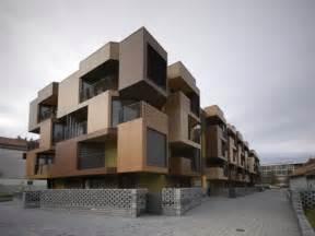 Apartment Design Exterior Tetris Apartments Ofis Arhitekti Archdaily