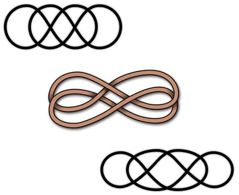 infinite tattoo vector 11 really awesome infinity symbol tattoo designs symbols