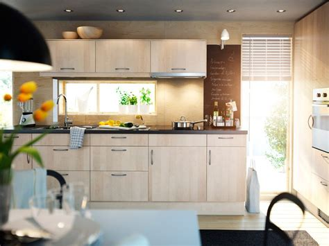 Ikea Lighting Kitchen Minimalist Ikea Kitchen Cabinet Selection In Lighter Tone For Hygienic Interior Style Ideas 4