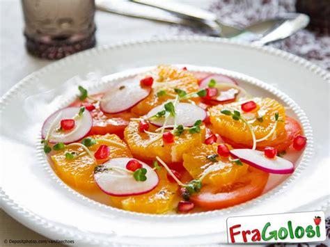 come cucinare i ravanelli insalata di arance pomodori e ravanelli ricetta di