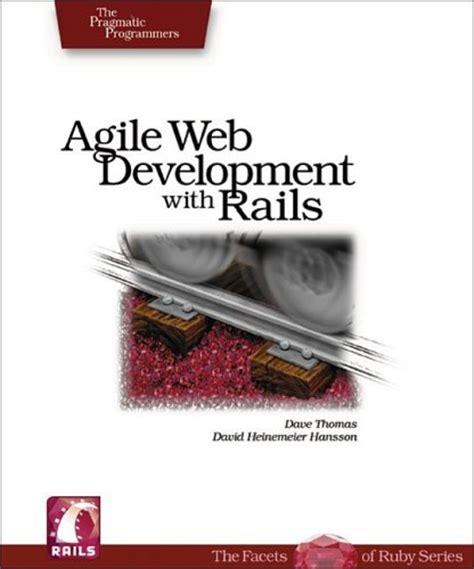 agile web development with rails 5 1 books agile web development with rails a pragmatic guide by