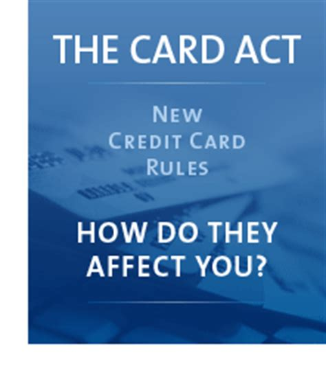 Card Act Gift Cards - new rules for credit cards and gift cards