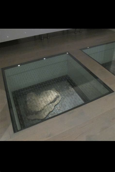 floor to ceiling glass panels how to use glass floor panels to connect spaces in a