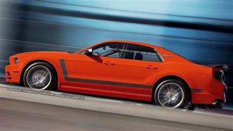 2015 4 Door Mustang by 2015 Mustang 4 Door Www Imgkid The Image Kid Has It