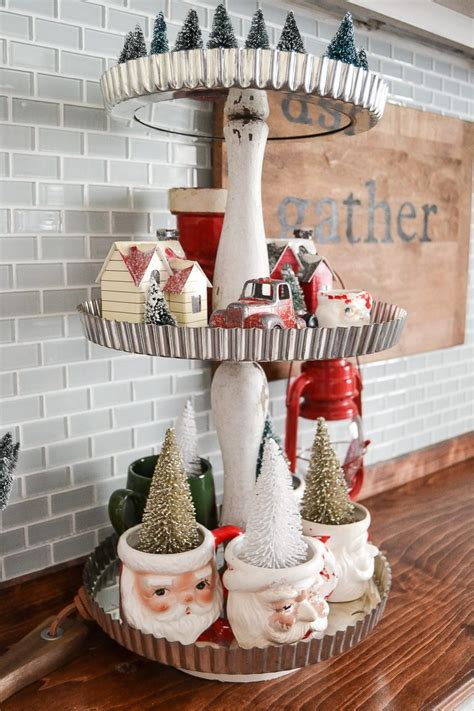 jolly inspiration  styling tiered trays  happy