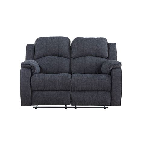 budget beds cotswold 3 2 graphite grey fabric recliner set budget