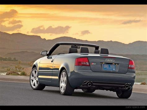 audi  convertible specifications pictures prices
