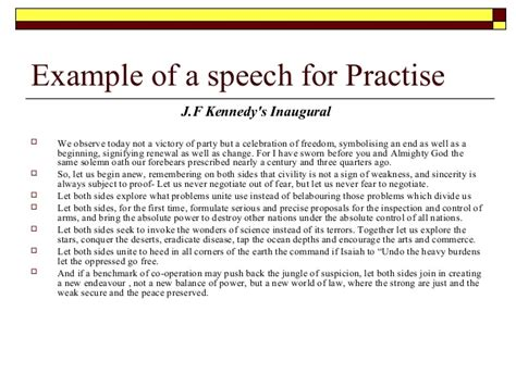 exle speech introduction speech exle self introduction speech sle 5