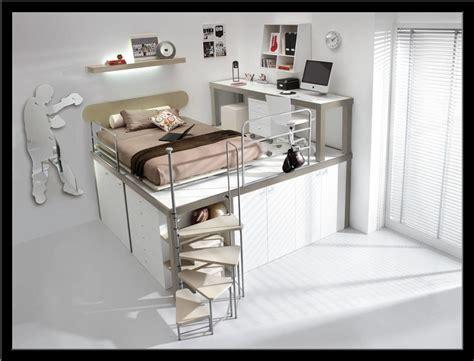 letto con armadio sotto letto con armadio sotto divani colorati moderni per il
