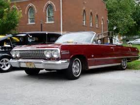 chevrolet impala history photos on better parts ltd