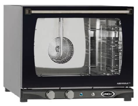 Oven Unox unox linemiss xft133 4 tray manual humidity convection oven