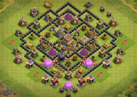 town hall 8 base layout december 2016 top 10 best th8 trophy base 2018 new anti everything