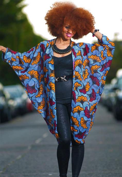 nigerian ankara jackets 234 best african inspired kimono images on pinterest