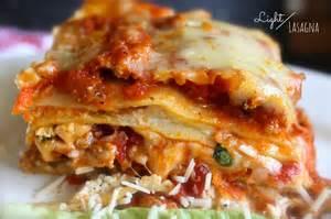 Light Lasagna Recipe Lasagna Lighten Up Burlap And Crystal Make Every Day