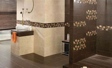 Ceramic Tile Ideas For Small Bathrooms by 30 Bathroom Tiles Ideas Deshouse