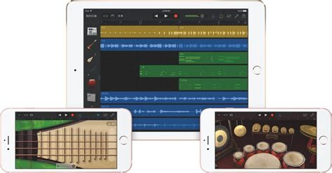 apple updates garageband with new instruments and sounds