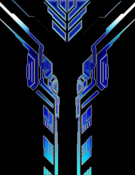 cyber tattoo designs cyber tribal design by neogzus on deviantart