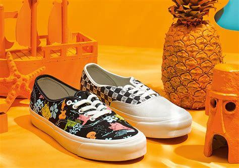 Sepatu Vans X Spongebob Vans Anuncia Cole 231 227 O Inspirada Em Bob Esponja