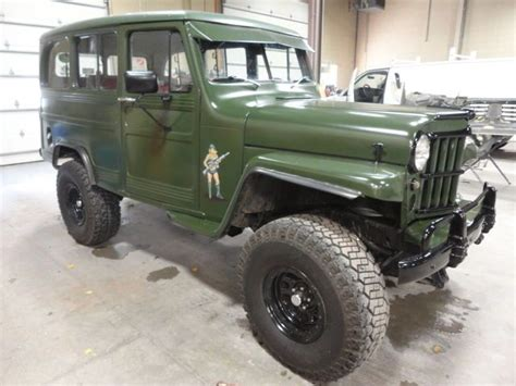 jeep wagon black 93 best images about willys wagons on pinterest
