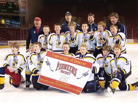 steamboat youth hockey team wins title at celebration - Steamboat Youth Hockey Tournament