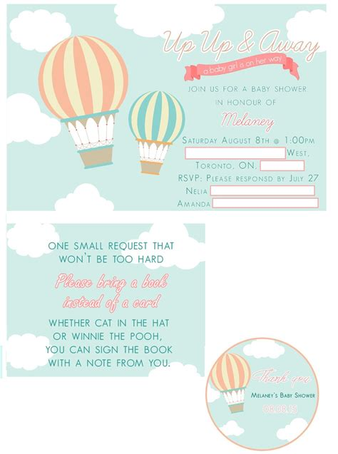 Up Up And Away Baby Shower by Up Up And Away Baby Shower