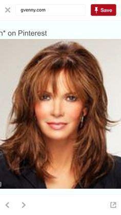 medium length hairstyles women 55 cute medium length shag hairstyles for women over 50