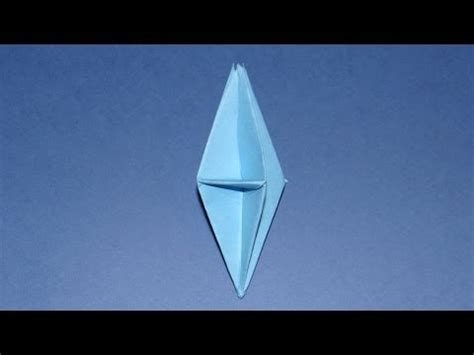 How To Make Diamonds Out Of Paper - how to make an origami 3d