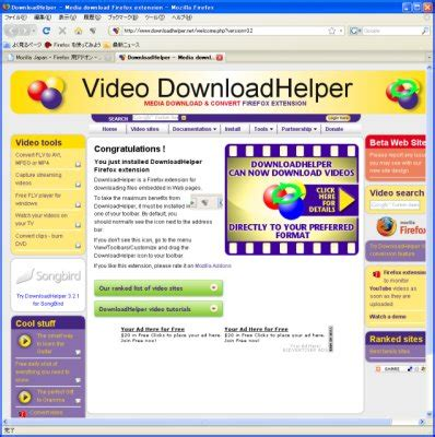 download youtube helper downloadhelper chrome скачать utorrentmoves