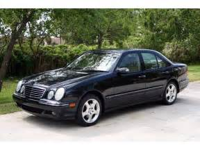 2002 Mercedes Suv 2002 Mercedes E Class Information And Photos