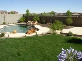 Arizona Backyard Landscaping Yard Revamp Remodel Arizona Living Landscape
