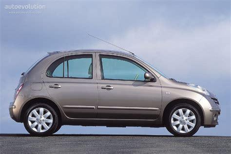 nissan micra 5 doors specs 2005 2006 2007 autoevolution