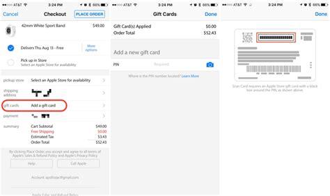 Apple Store Gift Card Pin - apple store aplikace pro ios dostala možnost využ 237 t d 225 rkov 233 karty applenovinky cz