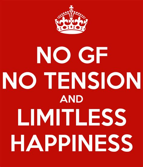 Wall Stickers Sale no gf no tension and limitless happiness poster prakash