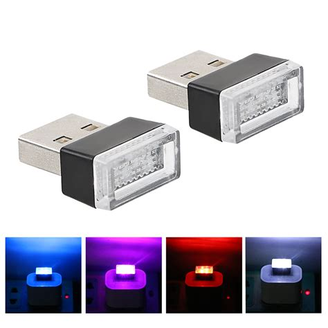 lada led usb aliexpress buy 1x car accessories usb led atmosphere