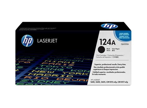 Hp Laserjet 124a hp 124a black laserjet toner cartridge hp store uk