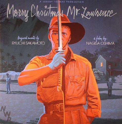 ryuichi sakamoto merry christmas  lawrence soundtrack vinyl  juno records