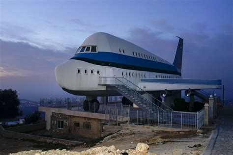 airplane house the sensational architecture of the strangest village in