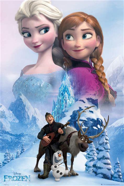 film frozen kraina lodu frozen kraina lodu kolaż plakat