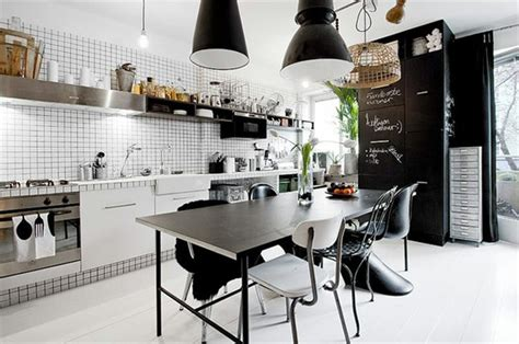 59 Cool Industrial Kitchen Designs That Inspire Digsdigs Industrial Design Kitchen