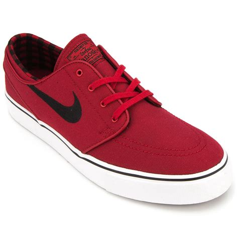 Nike Sb Zoom Stefan Janoski 9 5 nike zoom stefan janoski canvas shoes