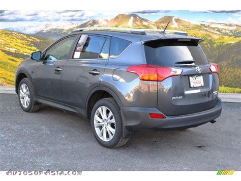 Mtn States Toyota 2015 Toyota Rav4 Limited Awd In Magnetic Gray Metallic