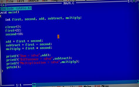 simple c a simple c program for mathematical calculation