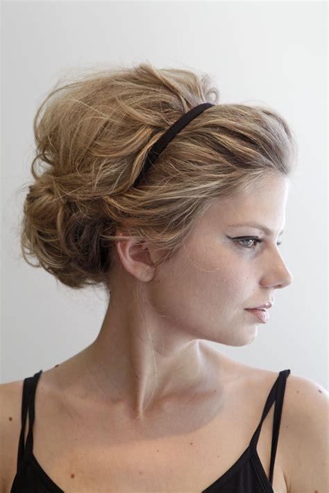updo hairstyles headband channeling brigitte bardot s up do beauty photos bardot