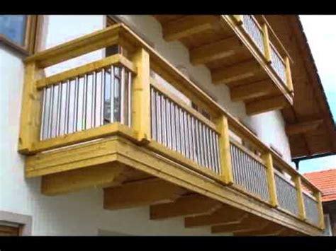 Balkonverkleidung Holz Selber Machen by Soyer Balkone Impressionen Unserer Bereits Gebauten