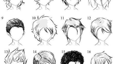 Anime Hairstyles For Guys by Anime Hairstyles Drawing Anime Hairstyles For Guys
