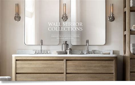 restoration hardware bathroom mirrors restoration hardware bathroom mirrors home design