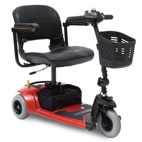 Pride Go Chair Review by Pride Travel Pro 3 Wheel Pride 3 Wheel Travel Scooters